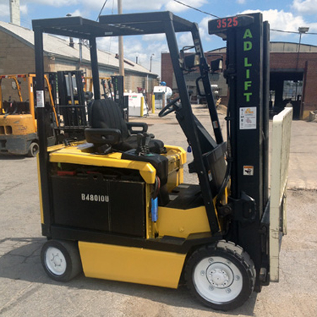 1997 Yale Class I Sit Down ERC050ZFN485SE084 forklift