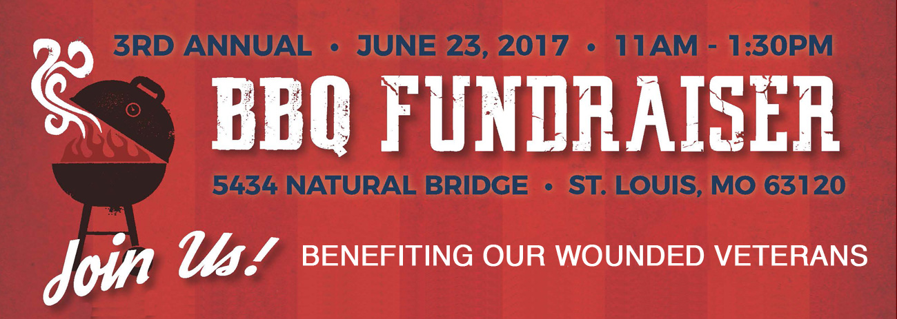 Wounded Veterans BBQ Fundraiser