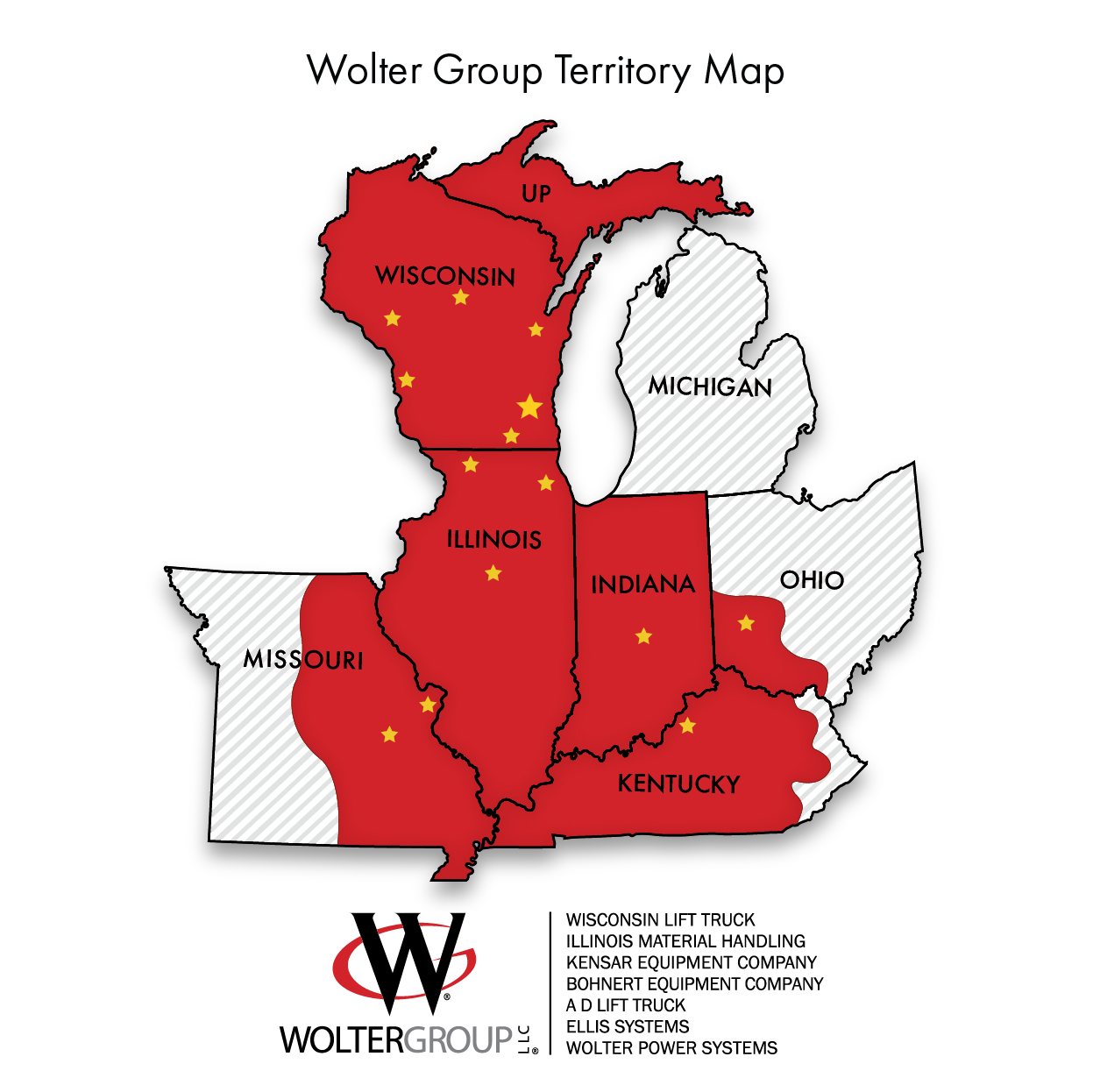 Wolter Group Expands to Missouri with A D Lift Truck